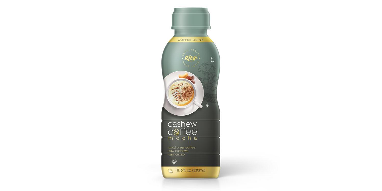 cashew Coffee mocha 330ml PP Bottle