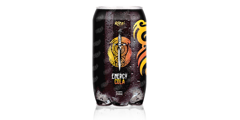 Cola energy drink 350ml