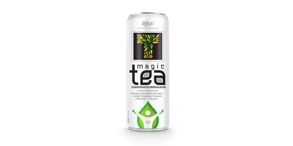 Magic tea drink
