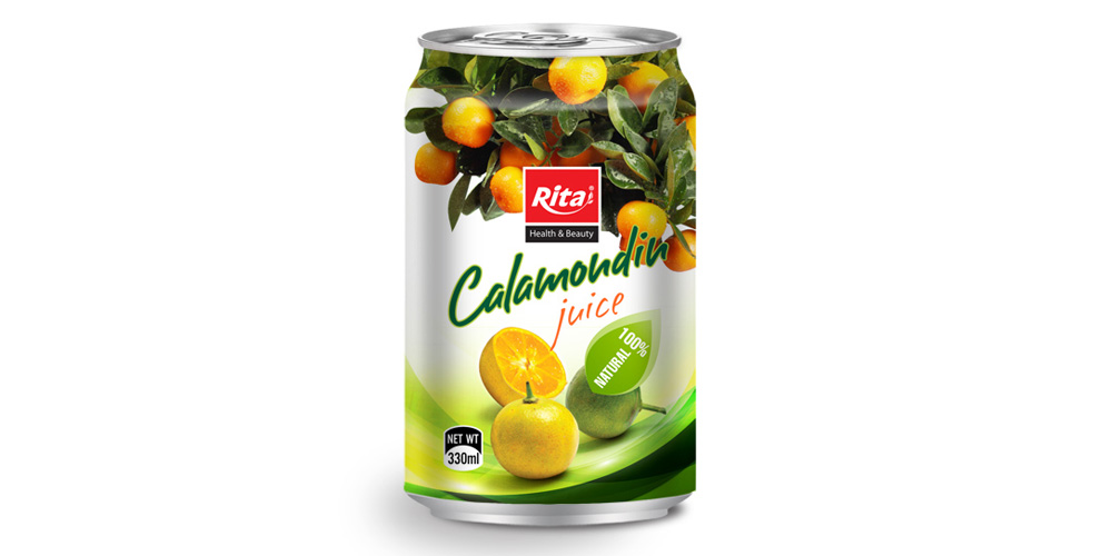The best Calamondin Juice 330ml from RITA US