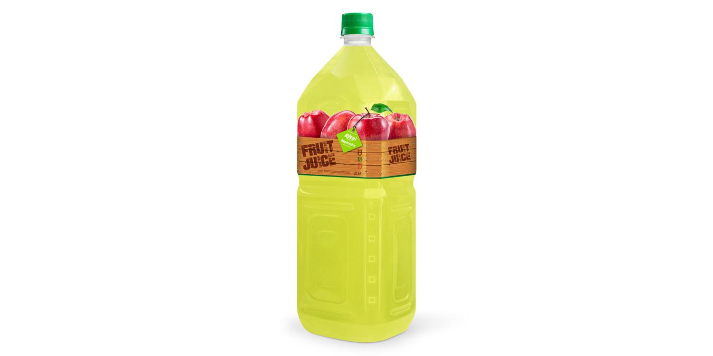 tropical fruit drinks  apple 2L pet
