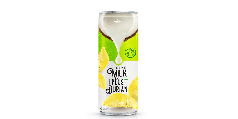 Coco Milk Plus fruit durian 250ml