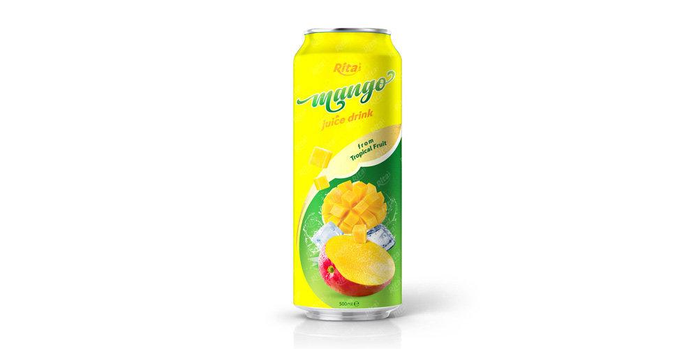 The best fruit mango juice 500ml