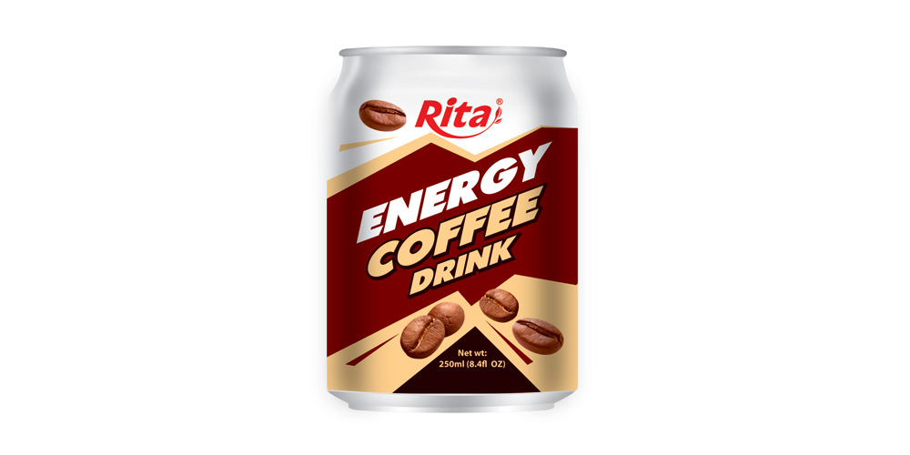 Wholesale energy coffee from RITA US