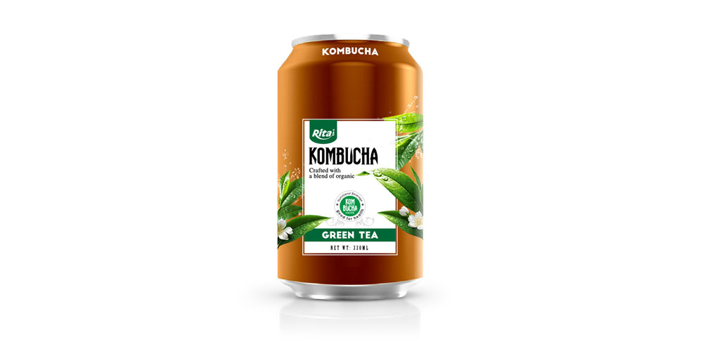 Kombucha have green tea 330ml