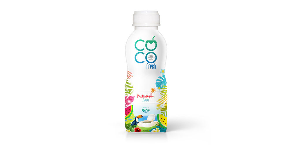 330ml Coconut water fresh with watermelon