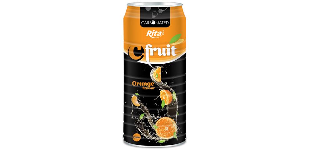 960ml orange juice carbonated
