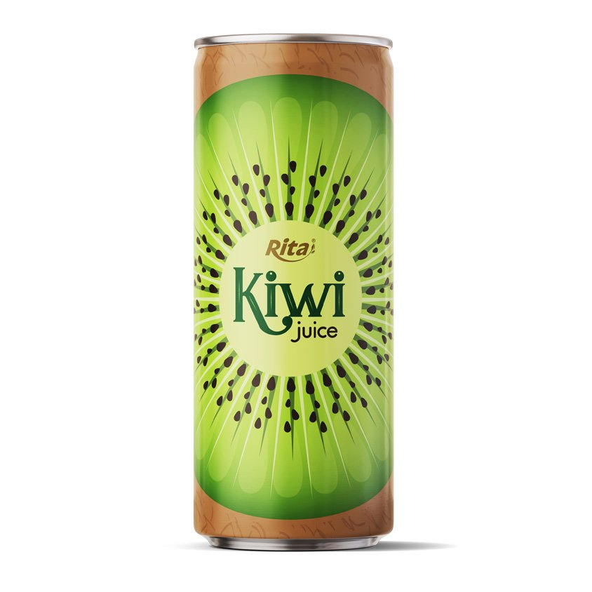 250ml Kiwi juice private brand