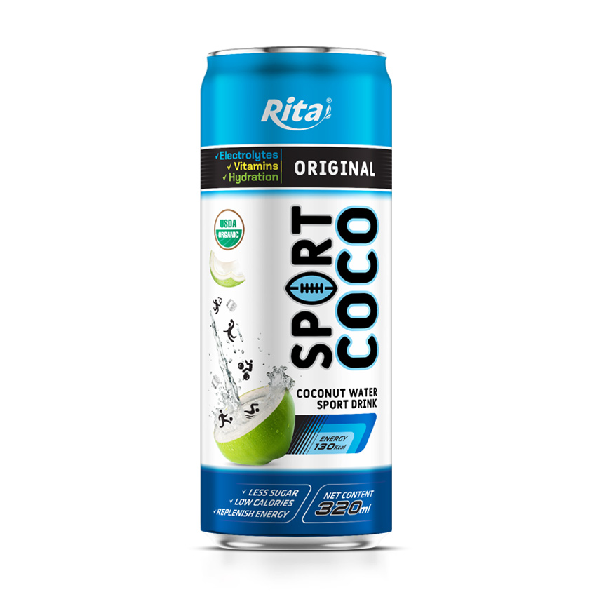 Sport young coconut water original