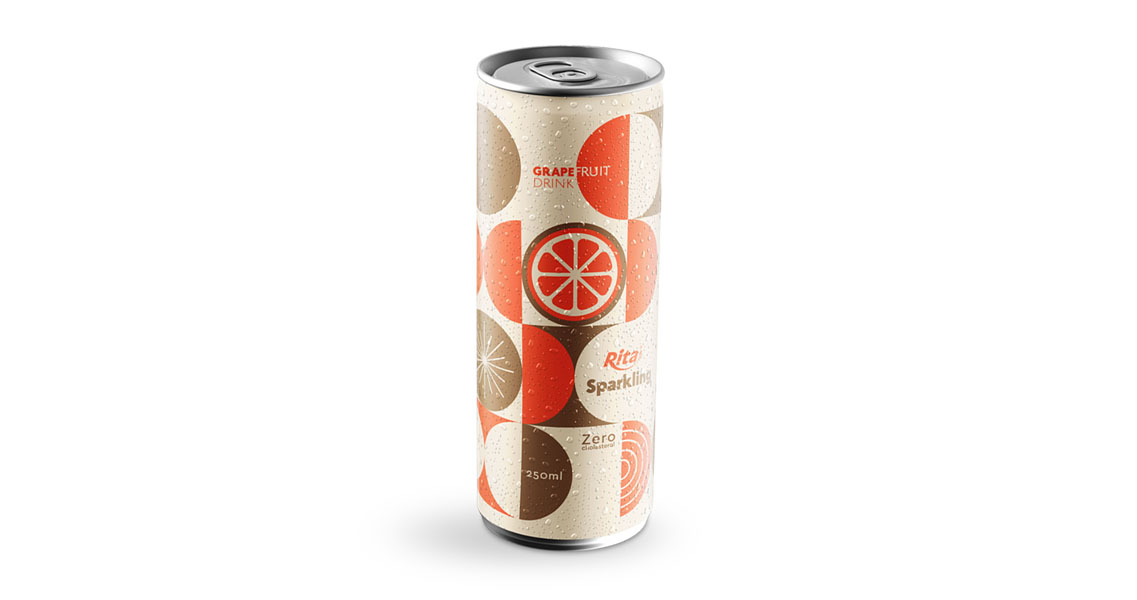 grapefruit sparkling drink 250ml