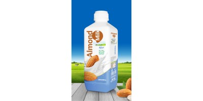 Almond milk Original 1000ml PP bottle from RITA US