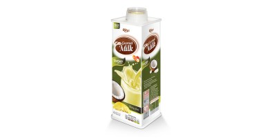 Coconut milk durian 600ml from RITA US