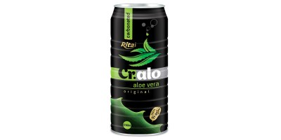 960ml aloe vera juice carbonated from RITA US