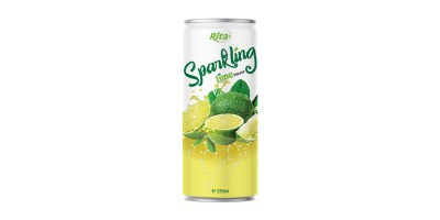 Price OEM Sparkling  lime  juice from RITA US
