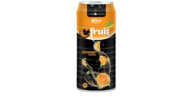 960ml orange juice carbonated from RITA US
