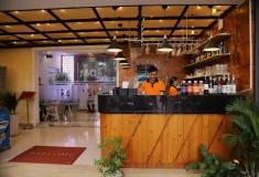 Saigon restaurant offers a verdant breathing space
