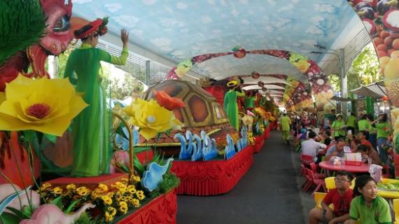 Southern Fruit Festival kicks off in Ho Chi Minh City
