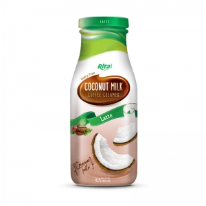 Coconut milk Coffee Cream latter 280ml