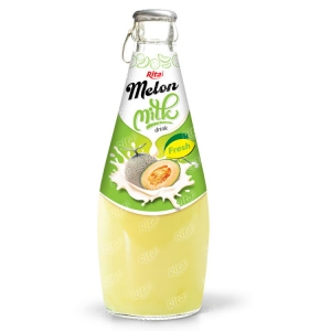 Melon milk 290ml bottles wholesale