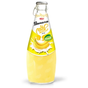 banana milk 290ml
