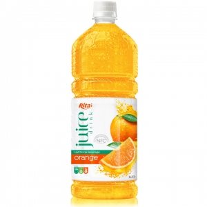 Nutritional Beverage  Orange 1L Pet