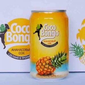 Coco bongo pineapple