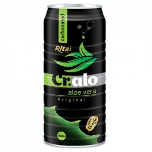 960ml aloe vera juice carbonated