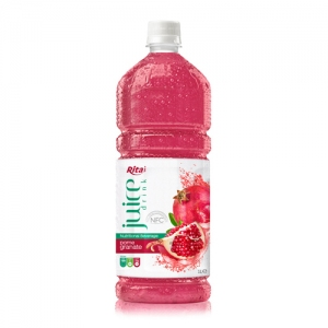tropical juice pomegranate juice 1L