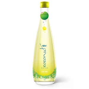 Coconut water with lemon glass bottle 300ml