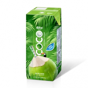 beverage development Coco water 200ml