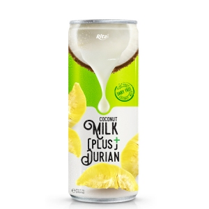 Coco Milk Plus fruit durian 250ml