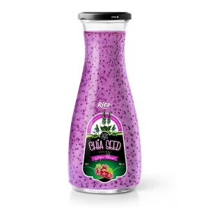 grape in Chia Seed drink  good health