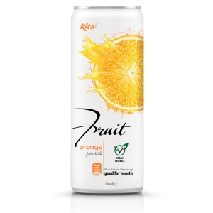 fruit orange 320ml nutritional beverage good for hearth