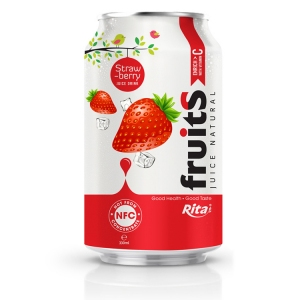 Strawberry juice 330ml fruit drinks brands