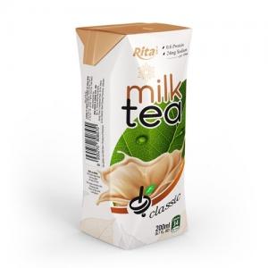 Green Tea milk drink  200ml
