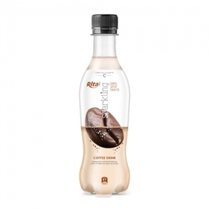 Sparkling coffee drink 400ml Pet bottle